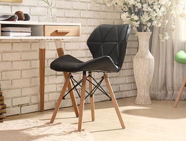 Comfy Black Chair