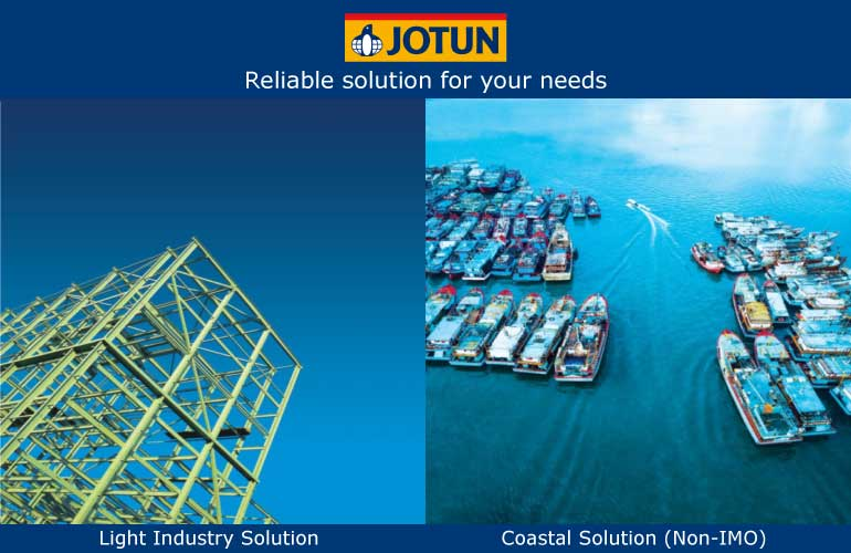 Jotun Light Industry and Coastal Solution