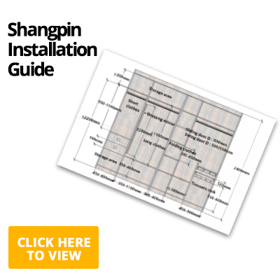 Shangpin Installation Guides