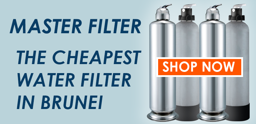 The Cheapest Water Filter in Brunei